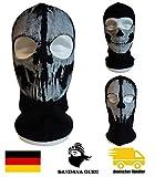 Bandana fantasma Guru pasamontañas, Máscara de calavera, Mascara Esqui, Máscara de motocicleta, Máscara de snowboard para deporte al aire libre Paintball (skull ghosts 2)