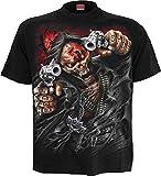 Spiral - 5Fdp - Assassin - Camiseta - Negro - XL