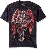 The Mountain Camiseta unisex para adultos. Negro M