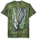 The Mountain - Camiseta para hombre verde XL