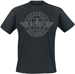 Camisetas AC DC