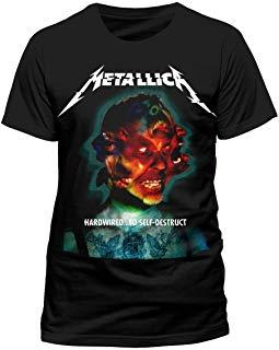camisetas de bandas